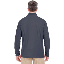 8180 UltraClub Adult Cool & Dry Quarter-Zip Microfleece