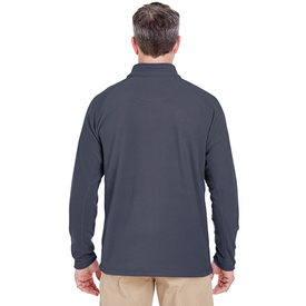 8180 UltraClub Adult Cool & Dry Quarter-Zip Microfleece (1772499566634)