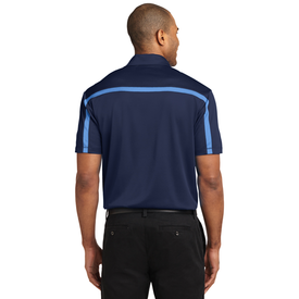 K547 Port Authority® Silk Touch™ Performance Colorblock Stripe Polo (1533694541866)