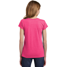 DT6001YG District ® Girls Very Important Tee ® (1865232154666)