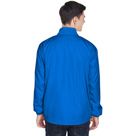8936 UltraClub Adult Micro-Poly Quarter-Zip Wind Shirt (1770769580074)