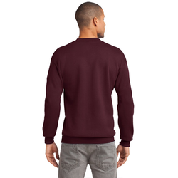 PC90T Port & Company® Tall Essential Fleece Crewneck Sweatshirt