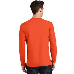 PC450LS Port & Company® Long Sleeve Fan Favorite™ Tee