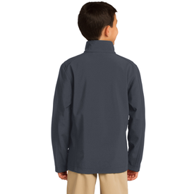 Y317 Port Authority® Youth Core Soft Shell Jacket (1571213443114)
