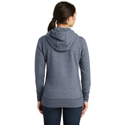 LNEA502 New Era® Ladies French Terry Full-Zip Hoodie
