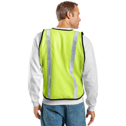 SV02 Port Authority® Mesh Enhanced Visibility Vest
