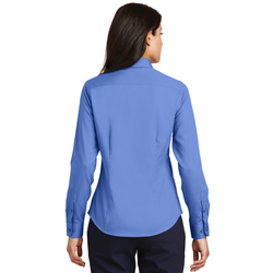 L638 Port Authority® Ladies Non-Iron Twill Shirt
