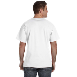 39VR Fruit of the Loom Adult 5 oz. HD Cotton™ V-Neck T-Shirt