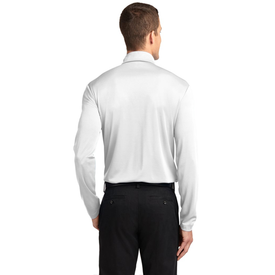 K540LS Port Authority® Silk Touch™ Performance Long Sleeve Polo (1376640401450)