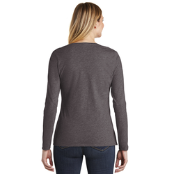 DT6201 District ® Women's Very Important Tee ® Long Sleeve