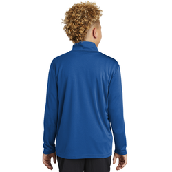 YST357 Sport-Tek ® Youth PosiCharge ® Competitor ™ 1/4-Zip Pullover