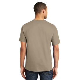 5180 Hanes® Beefy-T® - 100% Cotton T-Shirt (1360708239402)