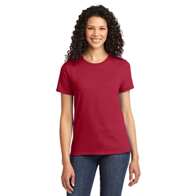 LPC61 Port & Company® - Ladies Essential Tee (1360585359402)