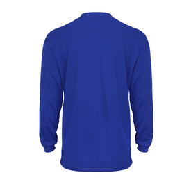 BG2104 Badger Youth B-Core Long Sleeve Tee (1802520559658)