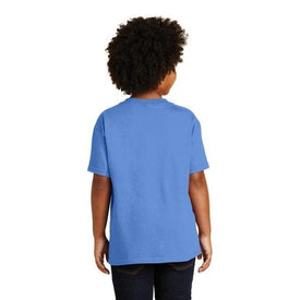 5000B Gildan® - Youth Heavy Cotton™ 100% Cotton T-Shirt (553581674538)