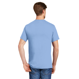 5590 Hanes® - Tagless® 100% Cotton T-Shirt with Pocket (1210899103786)