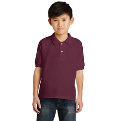 8800B Gildan® Youth DryBlend® 6-Ounce Jersey Knit Sport Shirt (877478019114)