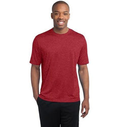 TST360 Sport-Tek® Tall Heather Contender™ Tee (1343577587754)