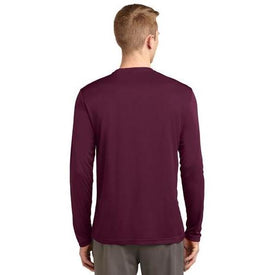 TST350LS Sport-Tek® Tall Long Sleeve PosiCharge® Competitor™ Tee (1343680577578)