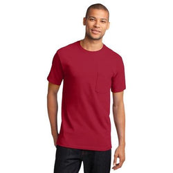 PC61PT Port & Company® - Tall Essential Pocket Tee (825132253226)