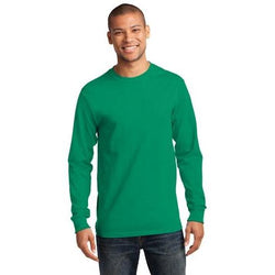 PC61LST Port & Company® - Tall Long Sleeve Essential Tee (1343646629930)