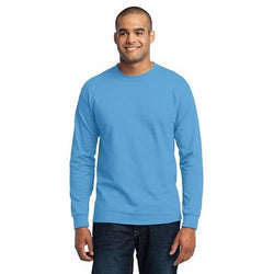 PC55LST Port & Company® Tall Long Sleeve Core Blend Tee (1343748472874)
