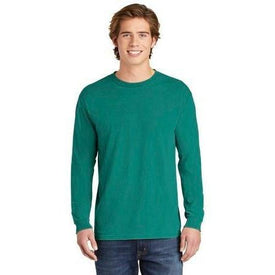 COMFORT COLORS Heavyweight Ring Spun Long Sleeve Tee. 6014 (4928295731278)