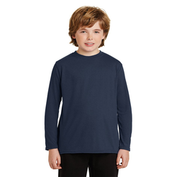 42400B Gildan® Youth Gildan Performance® Long Sleeve T-Shirt
