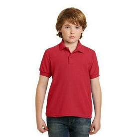 Gildan Youth DryBlend 6-Ounce Double Pique Sport Shirt. 72800B (4874900602958)