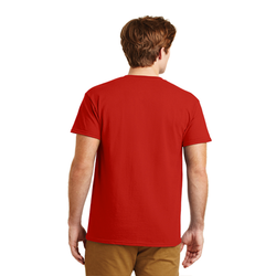 8300 Gildan® - DryBlend® 50 Cotton/50 Poly Pocket T-Shirt