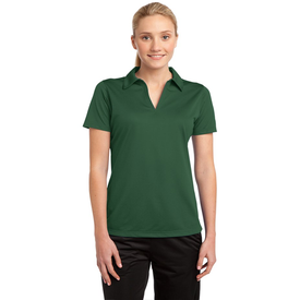 LST690 Sport-Tek® Ladies PosiCharge® Active Textured Polo (1253463982122)