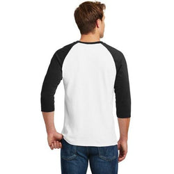 5700 Gildan® Heavy Cotton™ 3/4-Sleeve Raglan T-Shirt