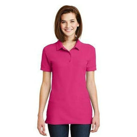 Gildan Ladies 6.6-Ounce 100% Double Pique Cotton Sport Shirt     82800L (4874900897870)