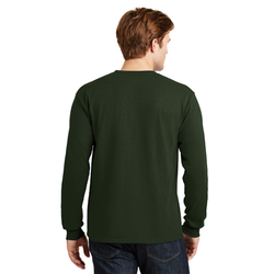 8400 Gildan® - DryBlend® 50 Cotton/50 Poly Long Sleeve T-Shirt