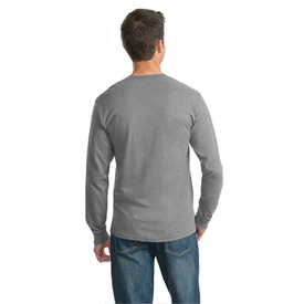 29LS JERZEES® - Dri-Power® Active 50/50 Cotton/Poly Long Sleeve T-Shirt (1226985439274)