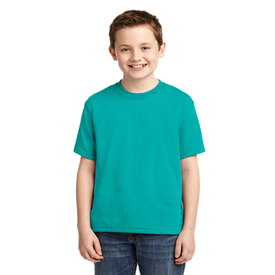 29B JERZEES® - Youth Dri-Power® Active 50/50 Cotton/Poly T-Shirt (1351031652394)