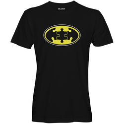 Autism Single Batman T-Shirts