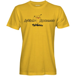 Autism Single Pichu T-Shirt