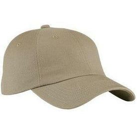 Port Authority Brushed Twill Cap. BTU (4892166717518)