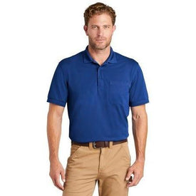 CornerStone Industrial Snag-Proof Pique Pocket Polo. CS4020P (4852754972750)