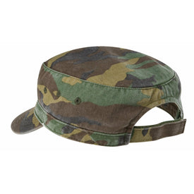 District Distressed Military Hat. DT605 (4892167077966)