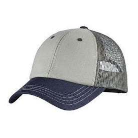 District Tri-Tone Mesh Back Cap DT616 (4892173041742)