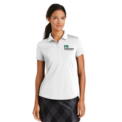 Lincoln Heritage Nike Golf Ladies Dri-FIT Players Modern Fit Polo