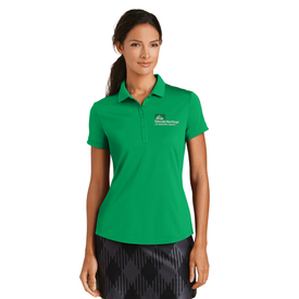 Lincoln Heritage Nike Golf Ladies Dri-FIT Players Modern Fit Polo (1270230482986)