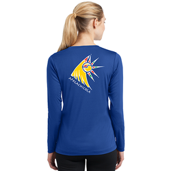Apalachicola Ladies Long Sleeve T-Shirts