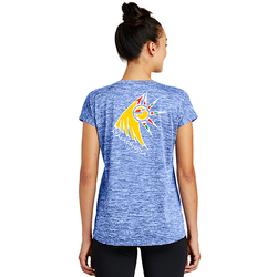 Apalachicola Ladies Heather T-Shirts