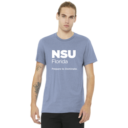 NSU ® - Visit Shark Village T-Shirt (1786480558122)