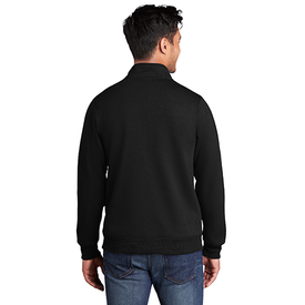 PC78FZ Port & Company ® Core Fleece Cadet Full-Zip Sweatshirt (4511886311502)