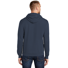 PC78HT Port & Company ® Tall Core Fleece Pullover Hooded Sweatshirt (4512134856782)