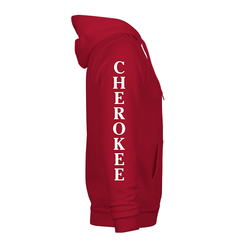 Cherokee Indian Princess Adult Hooded Sweatshirt